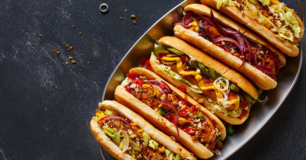 What City is Selling the Most Hot Dogs?
