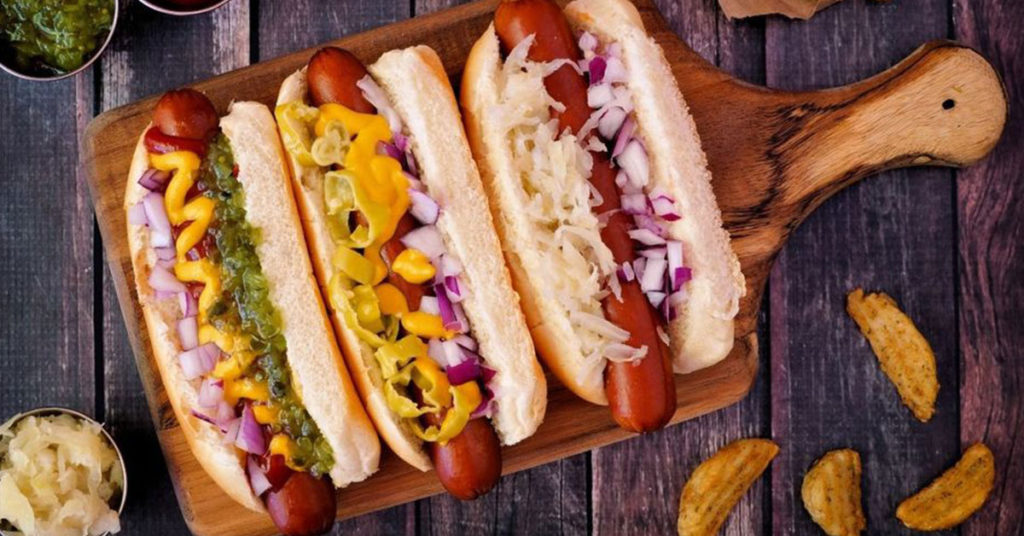 The Best Hot Dog Topping